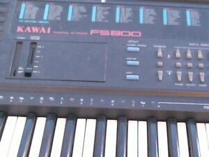 Clavier Kawai FS800