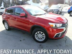 2018 Mitsubishi RVR SE HEATED SEATS! BACKUP CAM! CRUISE! ALLOYS!