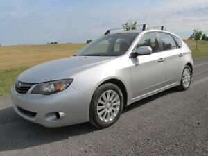 2009 Subaru Impreza AWD hatch mint