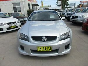 2009 Holden Ute VE MY10 SS V Silver 6 Speed Manual Utility North Parramatta Parramatta Area Preview