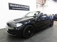 2009 09 BMW 1 SERIES 2.0 118I SE 2D AUTO 141 BHP CONVERTIBLE