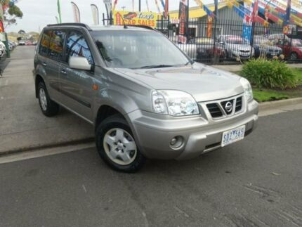 2003 Nissan X-Trail T30 ST (4x4) Gold 4 Speed Automatic Wagon Maidstone Maribyrnong Area Preview
