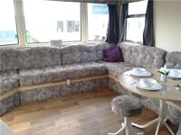Starter caravan for sale, Towyn, North Wales. Amazing value!