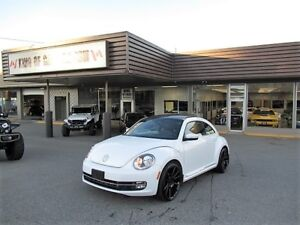 2015 Volkswagen Beetle TDI NAVIGATION PANORAMIC ROOF