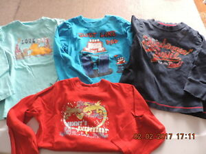 Boy's Size 2T Specialty (Dad/Mom) Tops