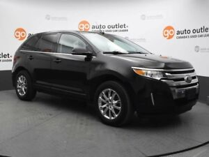 2014 Ford Edge LIMI, Panoramic Sunroof, Dual Climate Change, Hea