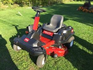 Toro steering wheel zero turn lawn mower MUST SELL