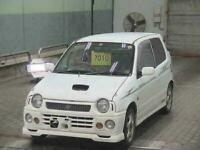 SUZUKI ALTO WORKS 660CC 4X4 KEI CAR TURBO JDM