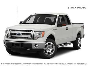 2014 Ford F-150 Supercab FX4