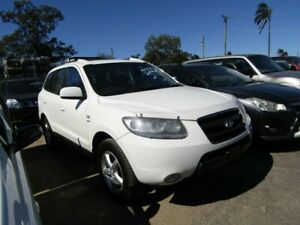 2006 Hyundai Santa Fe CM White 4 Speed Sports Automatic Wagon Moorooka Brisbane South West Preview