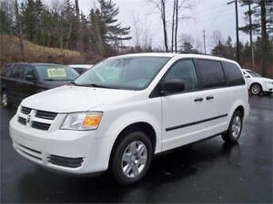 99$ BI WEEKLY - 09 GRAND CARAVAN + WINTER TIRES! NEW MVI!