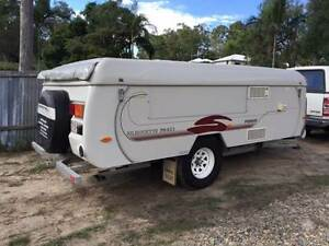 2006 Coromal Pioneer Silhouette PS421 Offroad Camper Helensvale Gold Coast North Preview