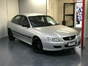 2005 Holden Commodore VZ Executive Silver 4 Speed Automatic Sedan Mill Park Whittlesea Area Preview