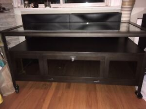 Media stand/Coffee table with storage