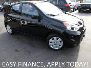 2016 Nissan Micra SV ONLY 8,765KM'S! CRUISE! BLUETOOTH! A/C!