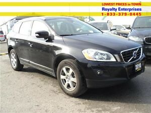 2010 Volvo XC60 PANORAMIC SUN ROOF