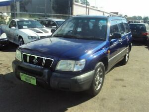 2000 Subaru Forester GX Blue 4 Speed Automatic Wagon Punchbowl Canterbury Area Preview