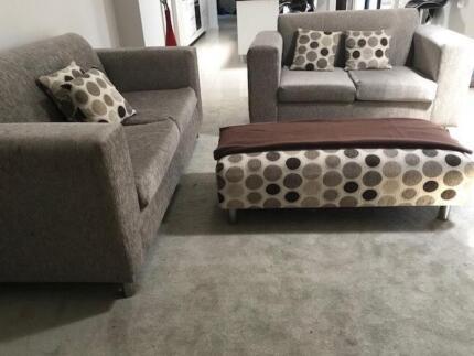 Fabric Lounge Suite
