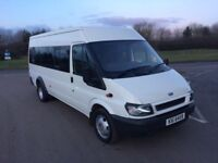 2004 Ford transit 17 seater minibus*direct from lease company*No vat*