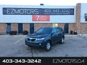 2011 Kia Sorento LX w/3rd Row--V6 AWD--WE FINANCE!