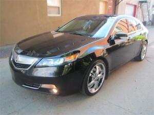 2013 ACURA TL-SUNROOF* TRÈS PROPRE* FINANCEMENT  59$ SEMAINE
