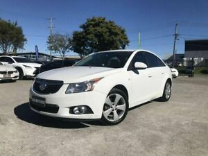 2014 Holden Cruze JH MY14 Equipe White 6 Speed Automatic Sedan Coopers Plains Brisbane South West Preview