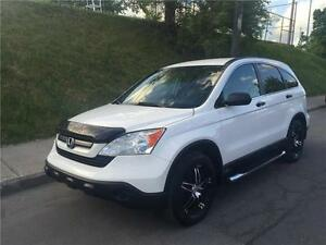 2008 HONDA CRV , AUTOMATIQUE ,  AIR CLIMATISE  , 4 CYLINDRE ,