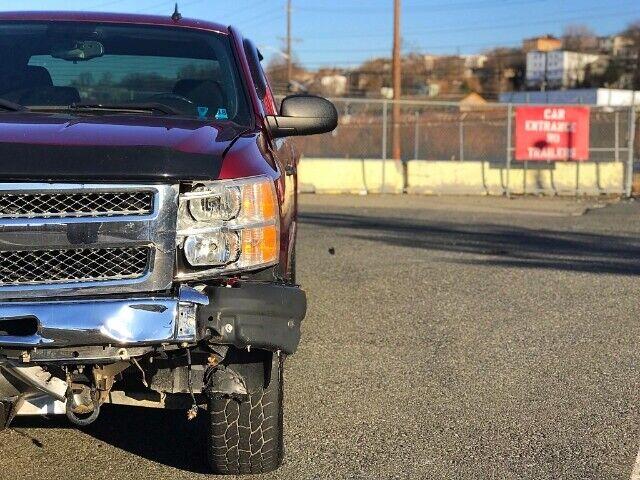 Image 10 Accidentée Chevrolet Silverado 1500 2013