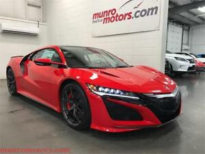 2017 Acura NSX AWS Hybrid Supercar Top of the LIne Russo Racing