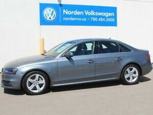 2015 Audi A4 PROGRESSIV PLUS QUATTRO AWD - LOCAL CAR NO ACCIDEN