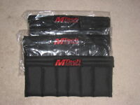M-Tech folding storage case pouch for small medium pocket knives