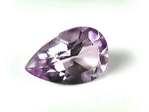 B-Grade-Natural-African-Amethyst-7x5-mm-Pear-4-pcs-VVS-See-Video