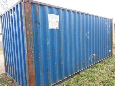 20 Storage Shipping Container Ocean Box  Nashville Tn