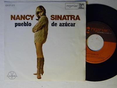 Nancy Sinatra  Import 45 Ep W Ps  Sugar Town   3    Vg   Mexican