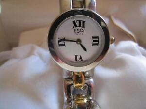 BRAND NEW IN BOX MOVADO- ESQ LADIES WATCH FOR SALE