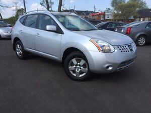 2009 Nissan Rogue awd SUV, Crossover comes safety
