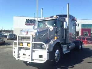 2012 Kenworth Heavy Spec T800