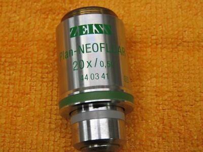 Zeiss Axioskop Plan Neofluar 20x 050 44 03 41 Objective