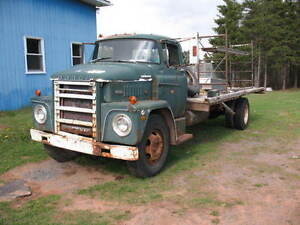 WANTED: 1969 Dodge C600 Highway Tractor