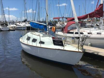 TOP HAT MkII 25ft Yacht