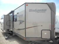 2014 Flag Staff wind jammer 3025 W