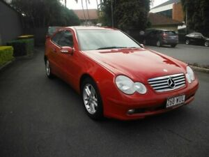2004 Mercedes-Benz C180 Kompressor Red Automatic Coupe Kedron Brisbane North East Preview