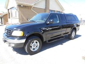 2003 FORD F-150 XLT XTR 4X4 Extended Cab Certified ONLY 184,000K