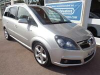 2006 Vauxhall Zafira 1.9CDTi ( 120ps ) auto SRi FINANCE WELCOME