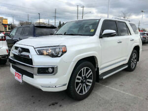 2016 Toyota 4Runner LIMITED+SNOW TIRES!