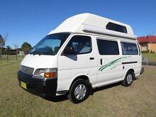 2003 Toyota Hiace Safari Camper – AUTO – 5 SEATS Glendenning Blacktown Area Preview