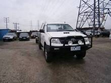 2007 Toyota Hilux Ute Albion Brimbank Area Preview