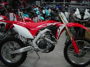 2017 HONDA Competition CRF 450 RXH