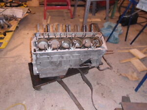 1989 v 12 jag engine block and heads