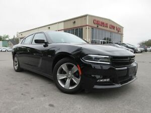 2016 Dodge Charger SXT, ROOF, ALLOYS, BT, JUST 30K!